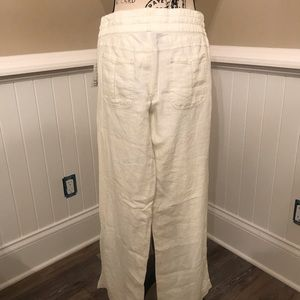 Athleta linen pants